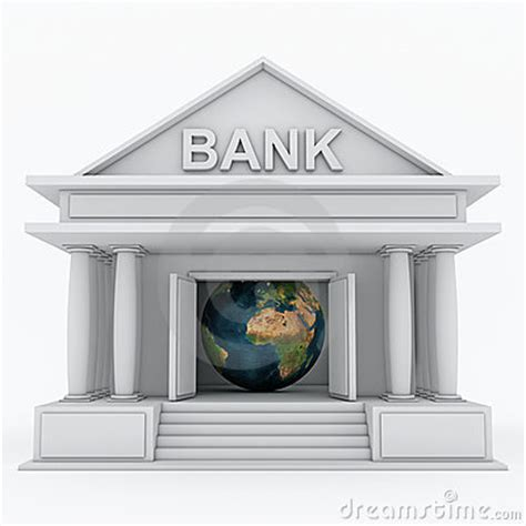 banco de imagenes royalty free bank 3d icon royalty free stock images image 21594219