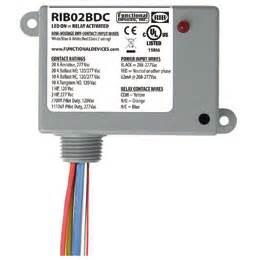 relay in a box rib relays