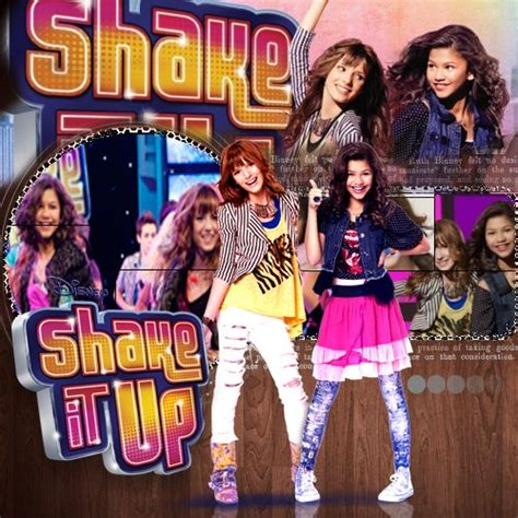 imagenes de shake it up blend de shake it up by brillantecel on deviantart