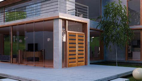 glass inlay front doors 3 beautiful wood doors from