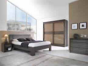 chambre a coucher en bois moderne mzaol
