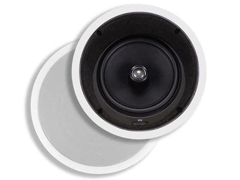8 ceiling speakers monoprice 4929 8 inch fiber in ceiling speakers pair 15