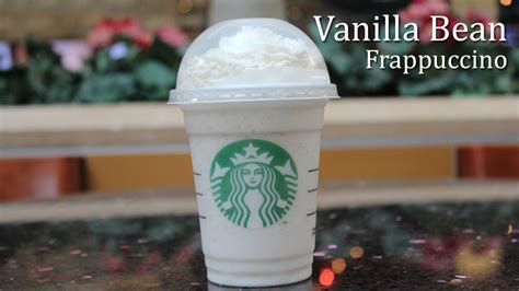 Vanilla Coffee Frappuccino 6 starbucks drinks for the coffee haters