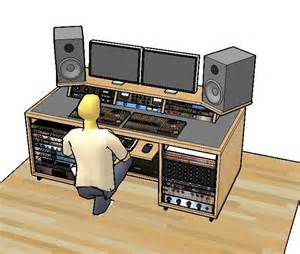 diy home studio desk 25 best studio desk ideas on recording studio