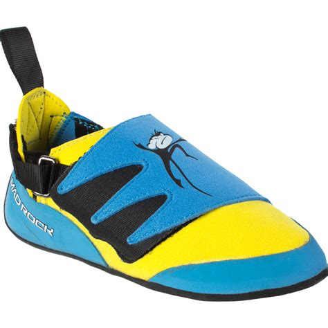toddler climbing shoes mad rock mad monkey 2 0 climbing shoe
