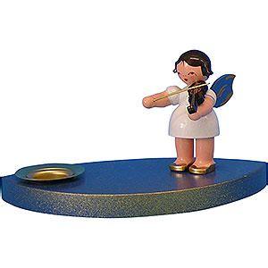 kerzenhalter 7 cm kerzenhalter engel mit geige 7 cm uhlig