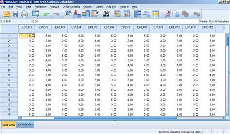 cara membuat kuesioner likert cara melakukan uji kualitas data validitas reliabilitas