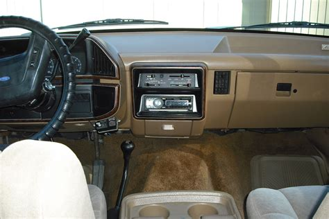 1985 Ford Bronco Interior by 1988 Ford Bronco Pictures Cargurus