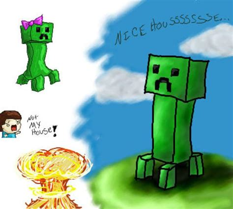 Minecraft Creeper Memes - minecraft creeper meme