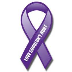 domestic violence ribbon color stock domestic violence awareness ribbon shaped car magnet