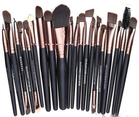 20pcs Set Makeup Brushes Cosmetic 1 20pcs makeup brushes kit set powder foundation eyeshadow eyeliner lip brush new ebay