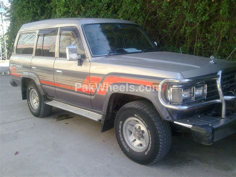 toyota dealer portal used toyota land cruiser gx 1990 id 204686 car