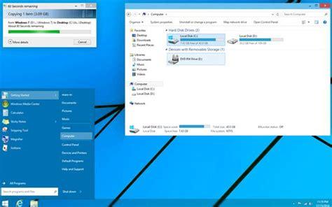 theme windows 10 lxde windows8 1とwindows7の見た目をwindows10のようにするテーマのダウンロード
