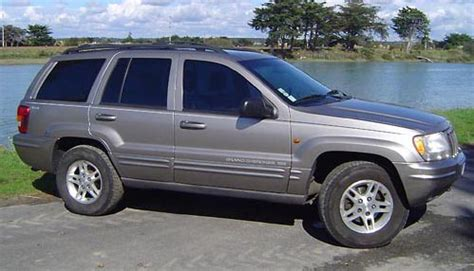 2000 Jeep Wj Jeep Grand Wj 2000 Service Repair Manual