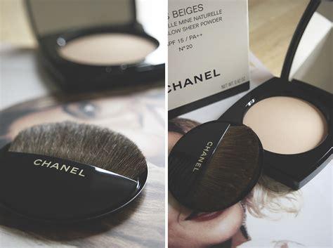 Eyeshadow Favorit en makeup favorit chanel les beiges healthy glow sheer