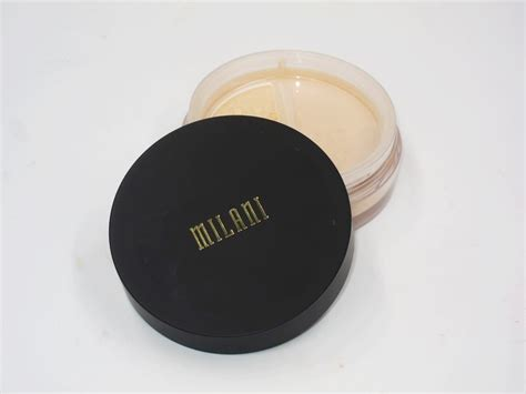 Make It Last milani make it last setting powder review swatches