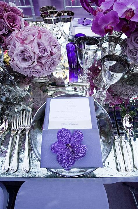 the color purple setting 317 best images about purple wedding ideas and inspiration