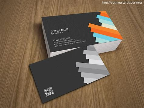 photoshop free card templates psd professional business cards psd theveliger