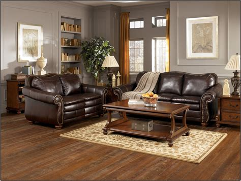 what color to paint living room with brown leather furniture aecagra org