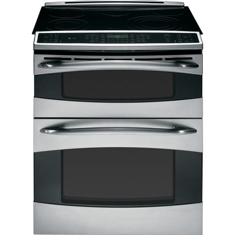 Wheeled Kitchen Island by Ge Profile Ps978stss Profile Series 30 Quot Double Oven