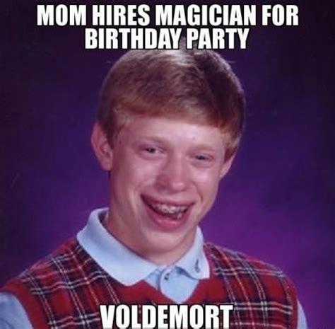 Harry Potter Happy Birthday Meme - 65 best birthday memes images on pinterest birthdays