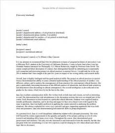 letters of recommendation for teacher 26 free sample