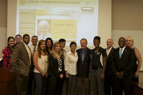 Top Mba Programs Orlando by Devos Sport Business Management Program Ranked Among The