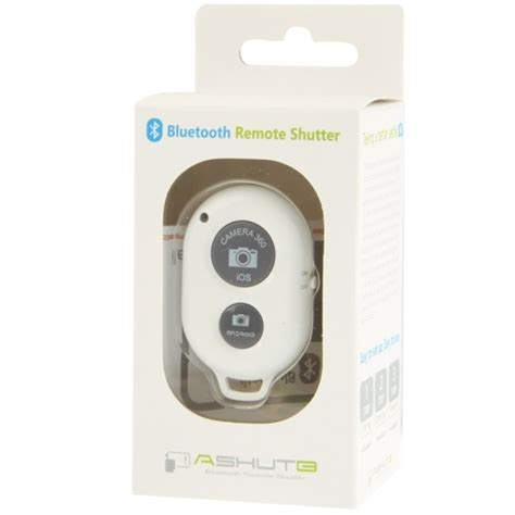 Tomsis Bluetooth 3 0 Remote Ab Shutter For Smartphone Berkualitas tomsis bluetooth 3 0 remote ab shutter white