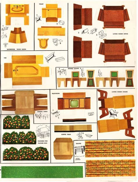 Papercraft Dollhouse - the 25 best large dolls house ideas on diy