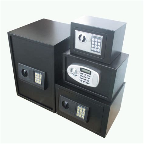foxhunter new safe security digital electronic steel box