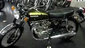 Honda Cb450 For Sale 1972 Honda Cb450 For Sale Walk Around Honda Of