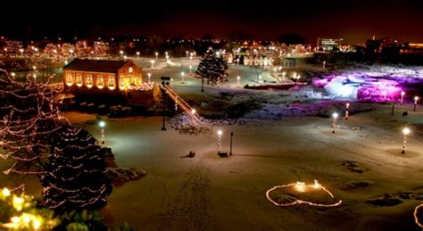 sioux falls christmas lights this weekend in the sioux empire