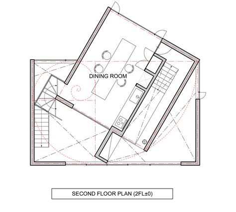 Houses Floor Plans Pictures Gallery Of Northern Nautilus Takato Tamagami 25