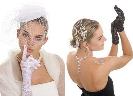 Kopfschmuck Braut by Kopfschmuck Braut Seitlich