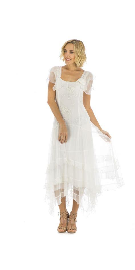 Vintage Ivory Wedding Dresses by Nataya 40268 Vintage Style Wedding Dress In Ivory