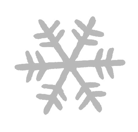 snowflake clipart the graphics monarch digital snowflake silhouette