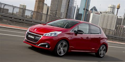 peugeot cars 2016 2016 peugeot 208 review photos caradvice