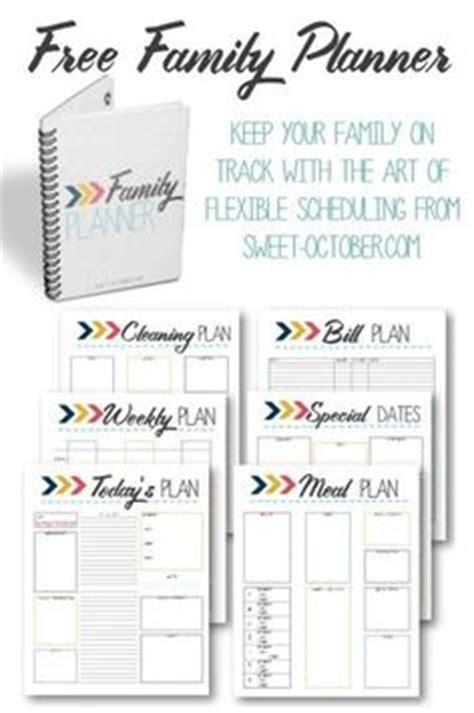 free printable family planner 2016 editable and instant download mom planner printables