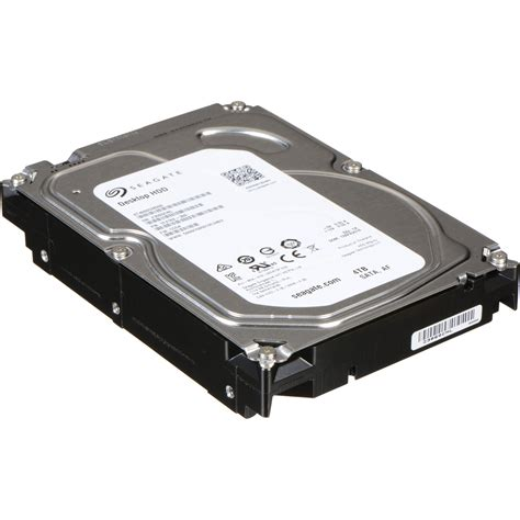Desk Top Drive by Seagate 4tb Desktop Sata Iii 3 5 Quot Hdd St4000dm000