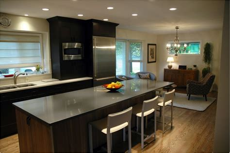 new trends in kitchens color used in new ways dominates kitchen design trends for the 2017