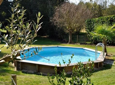 piscine en bois 229 piscinas desmontables para tu jard 237 n