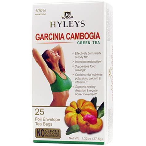 Hyleys Wellness Tea Detox by Hyleys Garcinia Cambogia Green Tea
