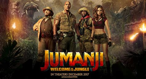 film barat genre petualangan resensi film jumanji welcome to the jungle petualangan