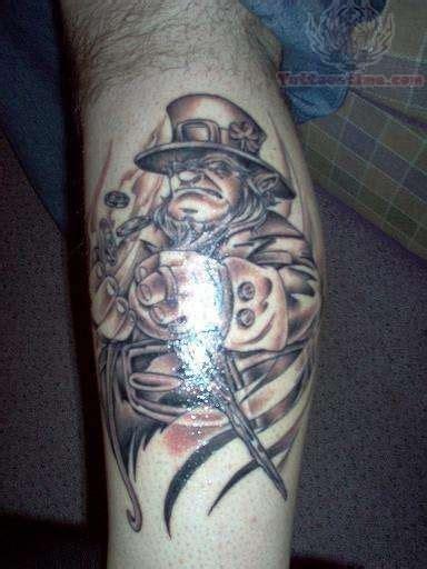 leprechaun tattoo leprechaun images designs