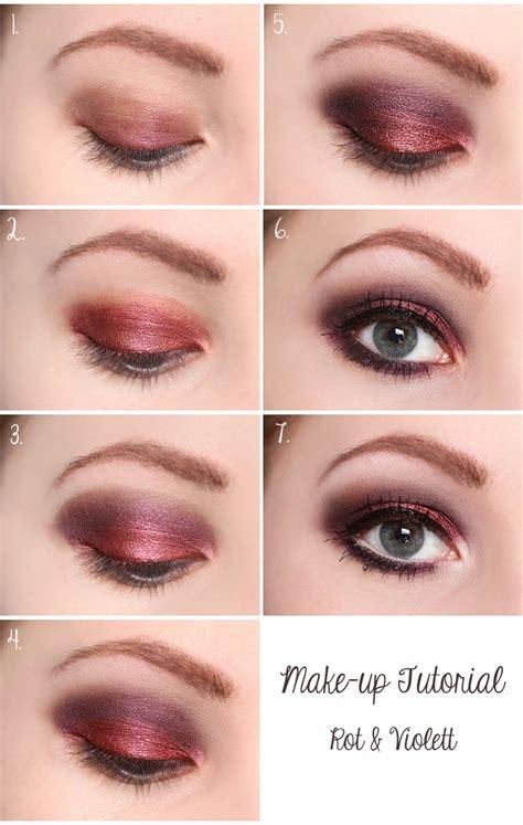 Tutorial Eyeshadow Wardah Seri E 10 maquillajes de ojos 2013 fotos soyactitud