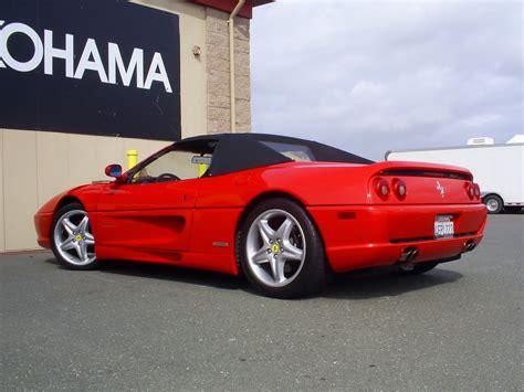 Ferrari 355 F1 by Ferrari F 355 355 F1 Spider Auto Informatie