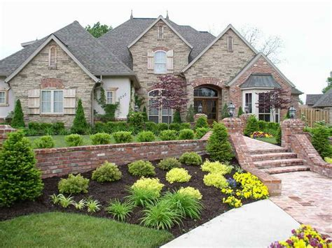 Landscape design house   Home design and style