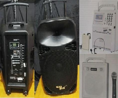 Speaker Toa Bandung Sewa Sound System Portable Jakarta Selatan Rental Speaker Poartable Mic Wireless Toa Megaphone