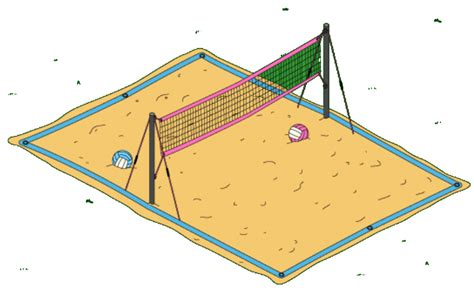 how to make a beach volleyball court in your backyard my endless summer kool aid man and cleveland returns