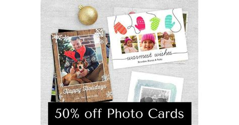 Lovely Walgreen Christmas Cards #2: 50-off-Photo-Cards-1024x540.png